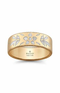 Popular Gucci Icon Band Ring