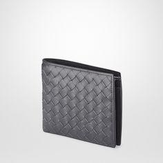 Bottega Veneta Ardoise Intrecciato VN Wallet Prada Wallet bde17c3199ba4