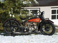 Royal Enfield 500 Bullet bobber motorcycle in powder blue ...