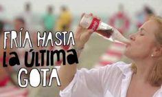 Coca-Cola: Ice Bottle