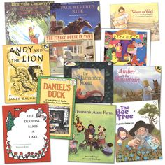 Five in a Row Volume 3 Literature Package | Great books for kids to read