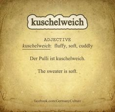 Deutsch vocabulary