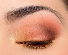Here's a softer neutral eye using ColourPop's Yes, Please eyeshadow palette!