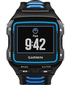 Garmin Forerunner GPS Multisport Watch with Running Dynamics, Connected Features and Heart Rate Monitor - Black/Blue Waterproof Fitness Tracker, Best Fitness Tracker, Fitness Watches For Women, Watches For Men, Nice Watches, Elegant Watches, Smartwatch, Garmin Vivosmart Hr, Gps Sports Watch