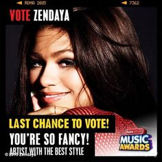 View all the nominees for the Radio Disney Music Awards! Pictures Of Zendaya, Zendaya Maree Stoermer Coleman, Disney Music, Love You, My Love, Embedded Image Permalink, Music Awards, Cool Style, Fancy