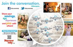 Join the conversation! #DIcoupons www.facebook.com/discoverindy