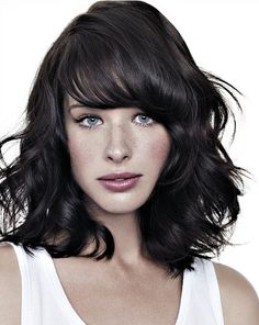 Shoulder Length Layered Hairstyles 2012 (1)