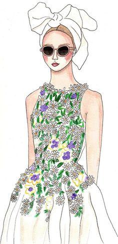Giambattista Valli Fall Couture 2014