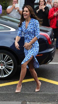 Kate Middleton Style File - Vogue Nederland