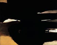 Pierre Soulages, 1964 Courtesy of Musée d'art contemporain, Montreal, Canada