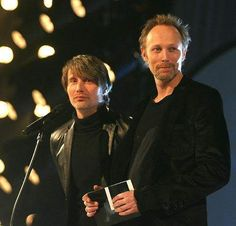 Mads and his brother