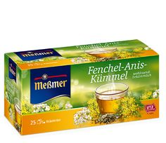 The herbs fennel, anise and caraway are characterized by their good digestibility and their positive properties on the gastrointestinal tract. This herbal tea blend is an ideal addition to meeting the daily fluid requirement, even...