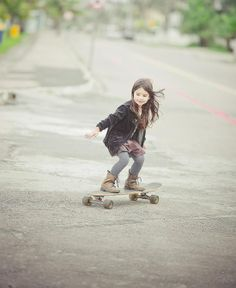 Yes!  Super casual outdoor shots of your kids on their bikes, blades, boards, etc.