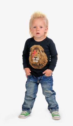 Stardust tee & Kerouac jeans, Rock Your Baby winter 2013