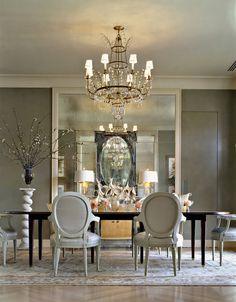 Jan Showers #Dining #Chandelier #Lighting
