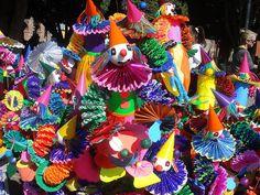 Colors, guanajuato