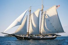 Tall Ship Lettie G Howard