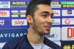 """Parma 1913, Mulas """"I'm always available available, I want to play as much as possible """""""