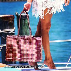 Get under the sun in style. #beach #pool #sun #handbags #fashion