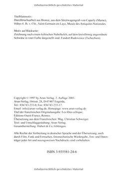 Die Hohen Feste der Kelten: Imbolc - Beltaine - Lugnasad - Samain: Amazon.de: Francoise LeRoux, Christian J Guyonvarc'h, Christian Schweiger: Bücher Celtic
