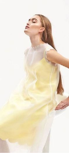 Creamed Honey, Pastel Yellow, Buttercream Frosting, White Dress, Mustard, Vanilla, Cottage, Color, 50 Shades