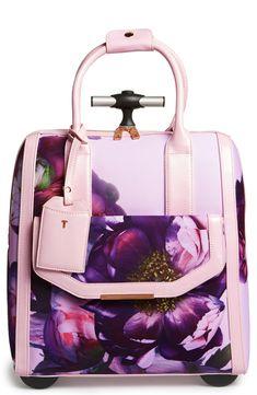 Ted Baker London 'Sunlit' Floral Travel Bag