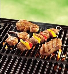 Meat kebabs are a great way to celebrate Australia Day with a traditional Australian barbeque. These kebabs are great for an entrée meal to start off the celebration.