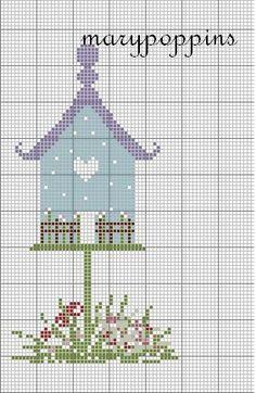 piccole piccole e veloci vi aspetto ogni mese per una nuova collezione!  copyright ©This chart has been created by Marypoppins. The total o...