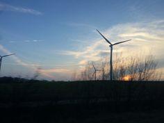 Wind turbine off Wind Turbine, Zero