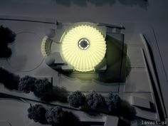 Στην  έκθεση Santiago Calatrava. Η αναγέννηση του ναού του Αγίου Νικολάου στο «Σημείο Μηδέν». Κείμενο: Θεανώ Τσονωνά- Φωτογραφίες: Θεοδώρα Κυζιρίδου Santiago Calatrava, Ceiling Fan, Home Decor, Decoration Home, Room Decor, Ceiling Fan Pulls, Ceiling Fans, Home Interior Design, Home Decoration