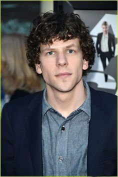 Jesse Eisenberg attending a screening of Now You See Me held at Arclight on Thursday (May 23) in Hollywood.