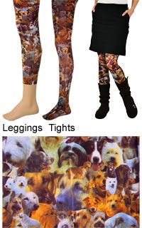 All Over Dog Tights at The Animal Rescue Site