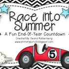 Are you ready for summer?? Countdown the last few days with a daily fun activity! This FUN pack has 4 different ways to countdown the final days of...