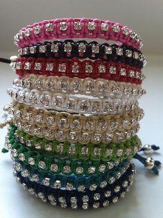 Bracelets, bracelets, bracelets!