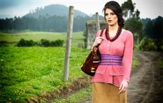 Kio and Greta Spring 2014, Merino Wool, Two Piece Skirt Set, Bohemian, Chic, Skirts, Cotton, Inspiration, Clothes
