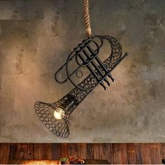DELICK HEMP FUNK THERAPY Sachs Loft Style Hemp Rope Iron LED Pendant Lights Fixtures For Bar Dining Room Hanging Lamp Vintage Industrial Lighting