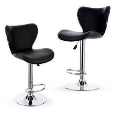 2 Set Tabouret Bar Si¨ge Cuisine Sofa Lounge Chaise chaise de bar