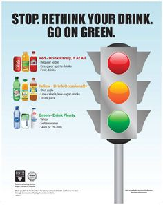 Rethink your drink..