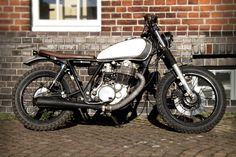 Wolfgang's SR500 RS Clean