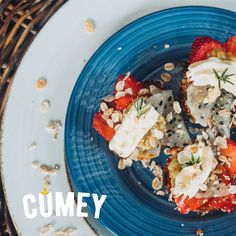 Lo mejor de estas canasticas crocantes es que están preparadas con nuestro NUEVO Mix de cereales #CUMEY una mezcla de hojuelas integrales, naturalmente libres de colesterol y con alto contenido de fibra.   ¡Anímate a prepararlas! En nuestro perfil hemos compartido el video de esta receta.  Puro sabor de la naturaleza, para ¡gente real!.  #tasty #cereal #desayuno #happy #avena   Un producto con el sello @pronalce Ethnic Recipes, Food, Fiber, Grains, Cholesterol, Oatmeal, Profile, Essen, Eten