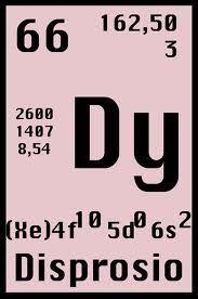 Resultado de imagen para el boro tabla periodica estrellas de elemento qumico nm66 dy disprosio urtaz Gallery