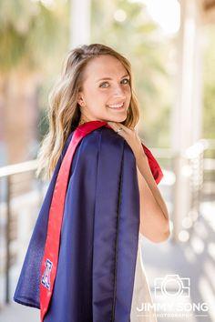 University of Arizona at Tucson, Arizona Senior Pictures Cute Idea Sunlight Smile