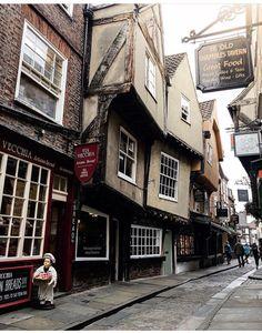 The shambles- York, England