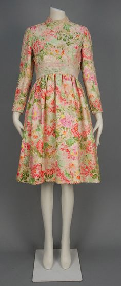 Dress George Halley, 1969 Whitaker Auctions