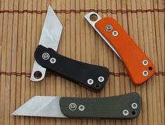 DOX Blades: friction folder kiridashi