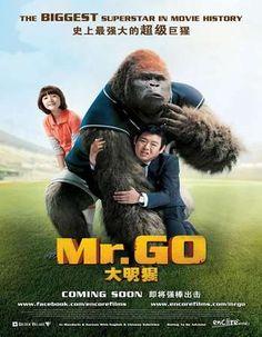 Poster Of Mr. Go 2013 Dual Audio 720p BRRip [Hindi - Korean] ESubs Free Download Watch Online Worldfree4u