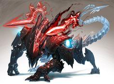 Random_monster by Agustinus.deviantart.com on @deviantART