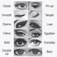 DIY Eye Shapes