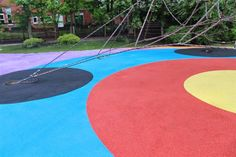 Wet pour play area cleaning specialists - playground cleaning