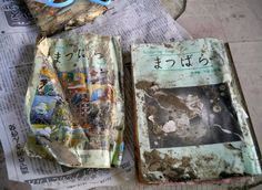 PHOTOS. Au Japon, une bibliothèque restaure des documents endommagés par le tsunami de 2011